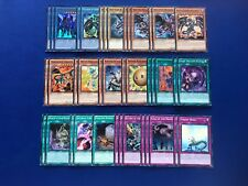 Yu-Gi-Oh! Complete Joey Wheeler Red-Eyes Deck Lord of Red Ritual Dragon
