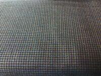"100% Wool Fabric 60"" Width Sold By The Yard Yard"