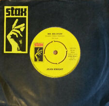 "Jean Knight ‎– Mr. Big Stuff / Why I Keep Living These Memories 7"" 45 RPM (VG+)"