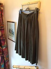 New Top Shop Green Vintage Look Retro Style Skirt,12