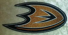 """Anaheim Ducks NHL Logo 4.25"""" Iron On Embroidered Patch ~USA Seller~"""