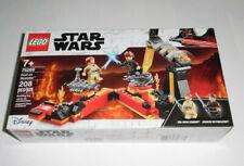 LEGO Star Wars Revenge Sith Mustafar 75269 208 Piece Building Toy Set Kit Disney