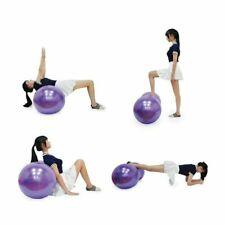 Intex Peanut Shape Exercise Ball Gym Rehabilitation Fitness Posture Stretching