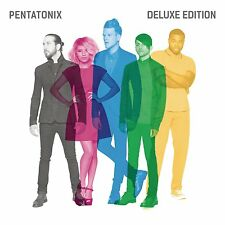PENTATONIX - PENTATONIX DELUXE EDITION CD ALBUM (2015)