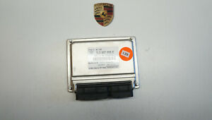 Porsche 957 Cayenne GTS Control Unit For Air Spring Air Suspension Pasm I.25