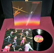 SUPERTRAMP Famous Last Words - DEMO, VINYL ALBUM, A&M AMLK63732 Original 1982 UK