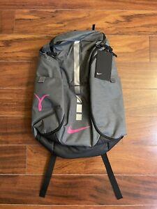 Nike Hoops Elite Pro Basketball Backpack Kay Yow Cancer Fund BCA BA5554-021