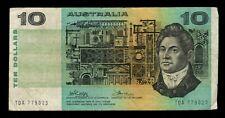 Australia 1974 - 10 Dollars Paper Note - J. G. Phillips/ Wheeler - TDA 779023