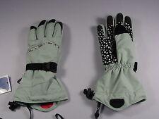 New Reusch Ski Snow Board Gloves Womens Small (7) System RTex 2792203 Mint Green