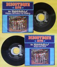 LP 45 7'' THE GRANDELLS Happy birthday my darling Vaya con dios no cd mc dvd*
