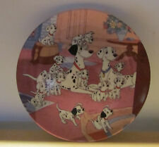 """Disney's 101 Dalmations Collector Plate from Bradford Exchange."""" Watch Dogs """""""