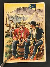 Fehlbilder gesucht? Fabian und der Waldläufer: Goldschatz in ... von Edeka 1953