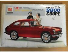 OTAKI 1/12 Honda S800 Coupe Motor Drive Plastic model kit vintage from Japan