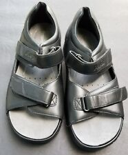 Propet Pedic Walker Removable Footbed Sandals shoes womens 10