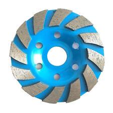 Disc Plate Wheel Grinding Diamond grinder 100mm Surfacing Concrete Granite A7O7