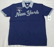 MLB New York Yankees G-III Polo Shirt New with Tags
