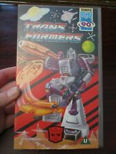 Transformers Super Video  VHS Video Tape (NEW)