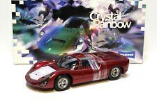 """1:18 EXOTO Porsche 910 """"Crystal Rainbow"""" red #696 NEW bei PREMIUM-MODELCARS"""