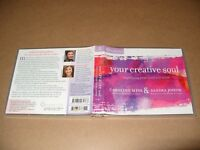Your Creative Soul: Expressing Your Authentic Voice by Sandra Joseph, 4 cd Audio