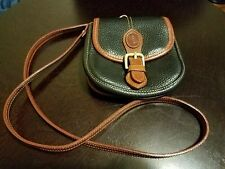 Women's Vintage Liz Claiborne Small  Shoulder bag 100% Leather