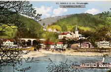 ST.  NIKOLA  O. - Oe.     Strudengau   (  N.  Ö.  durchgestrichen  )  von 1942