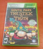 South Park The Stick of Truth Microsoft Xbox 360 Platinum Hits Ubisoft Obsidian