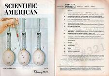 Verification of SALT II Agreement ... Scientific American Magazine February 1979