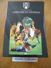 COFFRET DVD ** LA GRANDE HISTOIRE DU FOOTBALL ** THE BEAUTIFUL GAME