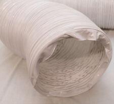 PVC Abluftschlauch 300mm Ø 6m Made in Germany Flexschlauch Spiralschlauch Klima