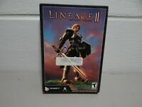 LINEAGE 2 II CHAOTIC CHRONICLE PC CD Game 2 DISC BOX RPG ADVENTURE NEW