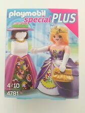 Playmobil 4781 - Princess with Mannequin / ankleidpuppe (MISB, NRFP, OVP)