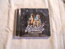 "Genius ""Episode 1"" Rock opera cd By Daniele Liverani  Frontiers Records 2002"