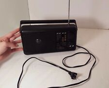 GPX Deluxe Portable Radio AM FM TV Weatherband A350 Vintage 4 Band Receiver EUC