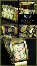 Dreamy & Luxury: Watch Series Elegance A. D. House Cavadini NEW