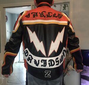 Mickey Rourke Marlboro Man Jacket