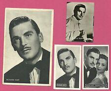Richard Hart 1940/'s 1950/'s Actor/'s Penny Arcade Photo Card