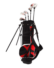 Nitro Kid's Golf Junior Boys Golf Complete 8 Set Club Ages 9-12 Right Handed