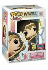 DC Wonder Woman Glow Funko Pop! Vinyl  NYCC 2020 BRAND NEW LIMITED EDITION WW84