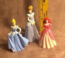 Disney Princess Lot: Cinderella & Little Mermaid Ariel
