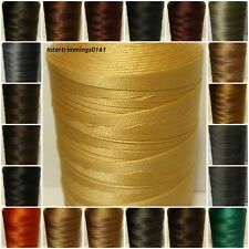 TOP QUALITY DURAFIX 100% POLYESTER THREAD 20'S, 1500MTR SPOOL, ASSORTED COLOURS
