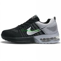 Men's Running Shoes Breathable Outdoor Mesh Sneakers Sports Adult Fashion  Y