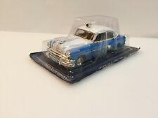 1/43 1954 Pontiac Chieftain cuba police