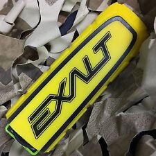 New Exalt Bayonet Barrel Cover Sock Plug Condom - Yellow