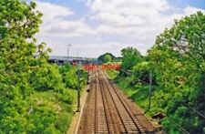 PHOTO  KILSBY & CRICK RAILWAY STATION NORTHAMPTONSHIRE 2001 LNWR WCML NORTHAMPTO