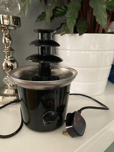 chocolate fountain machine Baileys