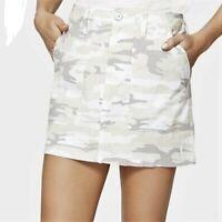 Sanctuary Womens Camoflauge Casual Mini Cargo Skirt BHFO 2753
