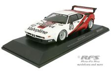 BMW M1 Procar  Hans-Joachim Stuck  Procar Series Monaco 1980  1:18 Minichamps