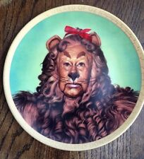 Cowardly Lion the Portraits from Oz Plate Collection The Hamilton Collection New