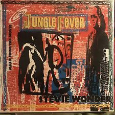 STEVIE WONDER • Jungle Fever • Vinile Lp • Uova Sigillato