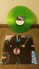 Hollywood East Star Trax FACLP 2004 Hong Kong Disco Eurobeat - Green Vinyl